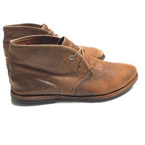 ❤️Timberland Wodehouse Brown Chukka Boots 10 75509